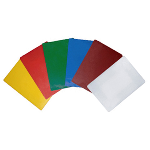 POLYETHYLENE COLOR CUTTING BOARDS