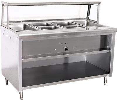 Buffet Style Steam Table SS2