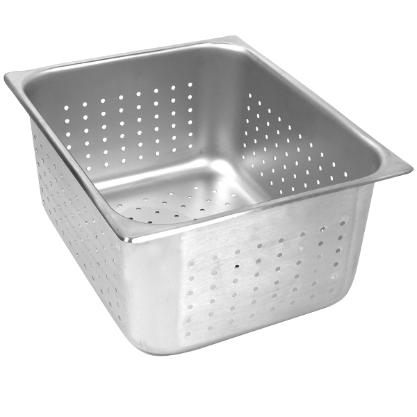 PERFORATED STEAM PANS